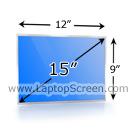 HP EVO N800W Screen